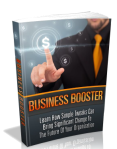 """Business Booster"""