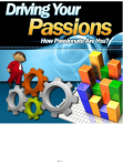 """Driving Your Passions"""