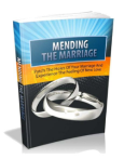 """Mending The Marriage"""