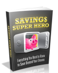 """Savings Super Hero"""